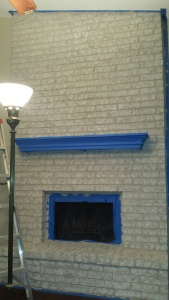 Fireplace Brick A New
