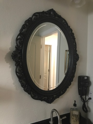 Mirror Above Sink